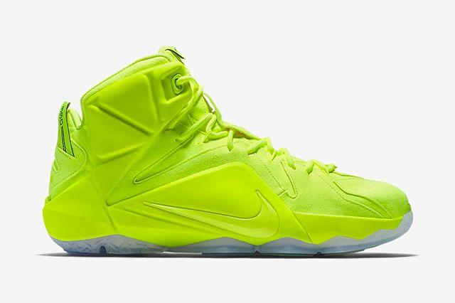 Nike Lebron 12 Tennis Ball6