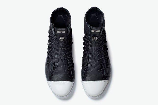 Adidas Plim Lace High Black 3 1