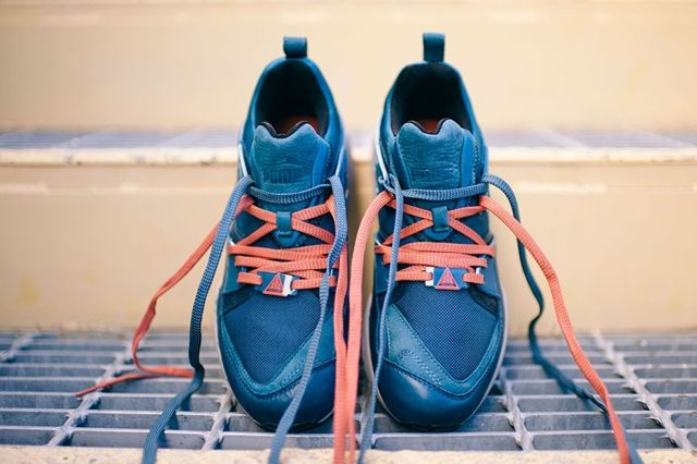 Puma Blaze Of Glory Leather Legion Blue 3