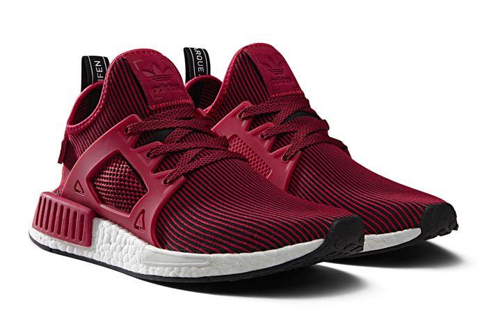 Adidas Nmd Xr1 Magenta Rib 2