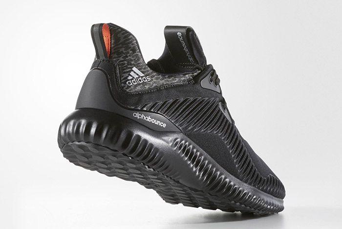 Adidas Alphabounce Black 4