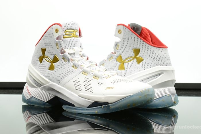 Under Armour Curry 2 All Star