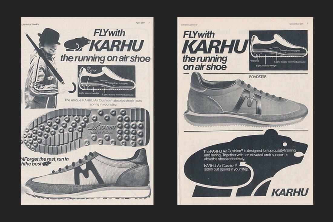Material Matters Big Baller Brand Karhu