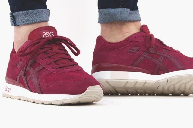 Asics Gt Ii Suede Pack 3