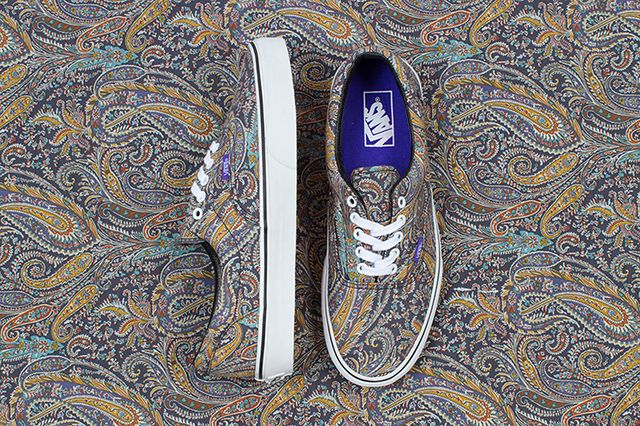 Vans X Liberty Of London Fall 2014 Collection 3