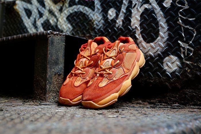 Ceeze Adidas Yeezy 500 Apricot 1