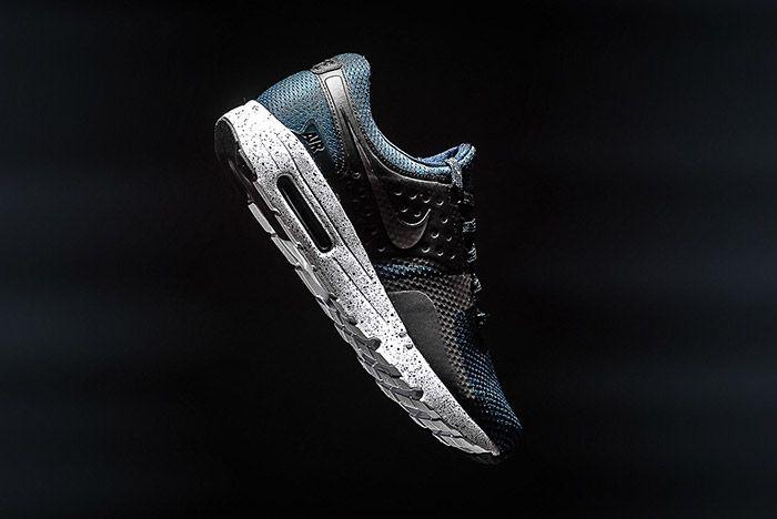 Nike Air Max Zero Premium Armory Navy Blue 6