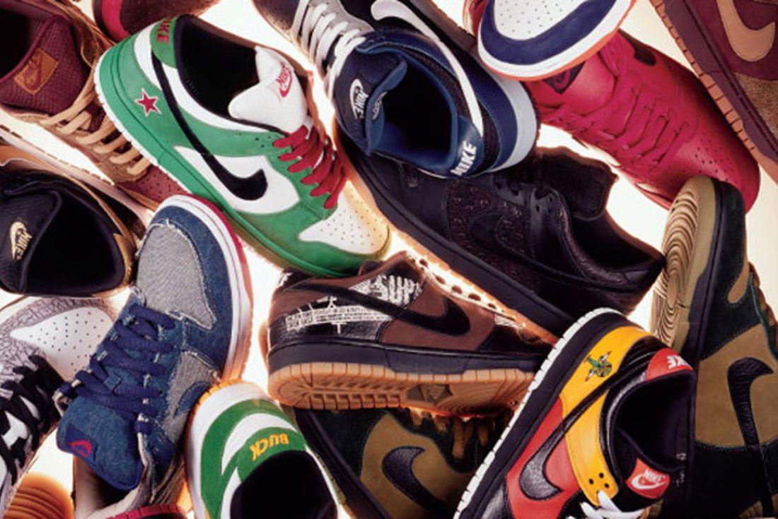 Nike Sb Dunk 2002 Set