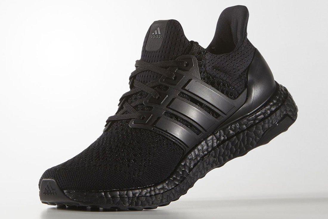 Adidas Ultra Boost Triple Black 2
