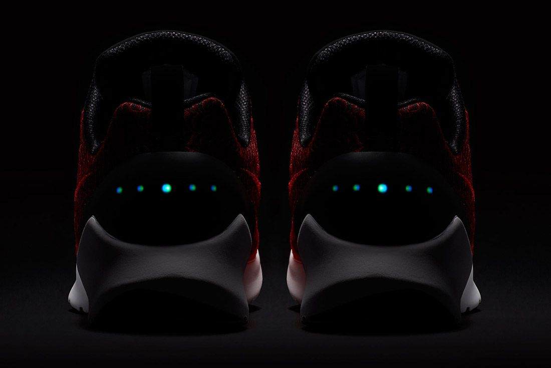 Nike Hyperadapt 1 Habanero 2