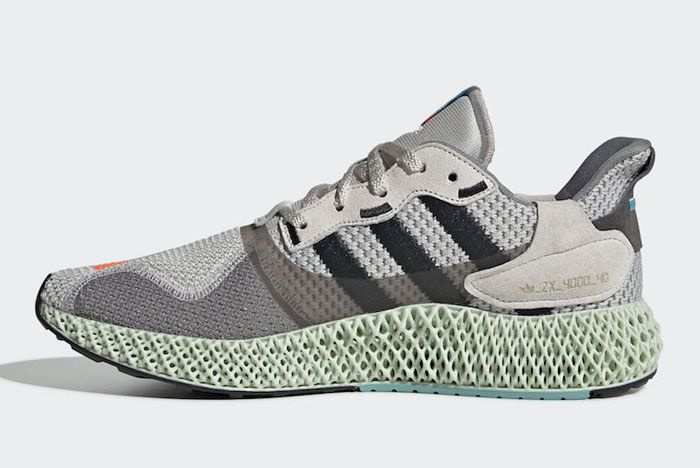 Adidas Zx 4000 4 D I Want I Can Lateral Inside