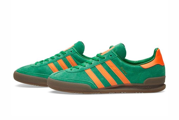 Adidas Jeans Green 4