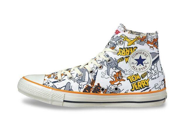Warner Bros X Converse 2013 U S Originator Collection 5