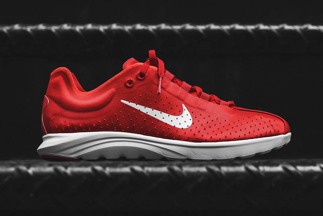 Nike Mayfly Lite Redwhite 1