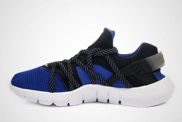 Nike Huarache Nm Blackblue 1