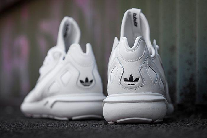 Adidas Tubular Whitewhite Black 2