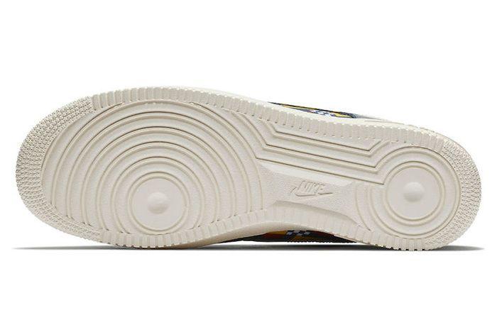 Nike Air Force 1 Low Nautical Redux Ar5394 400 Outsole Sneaker Freaker