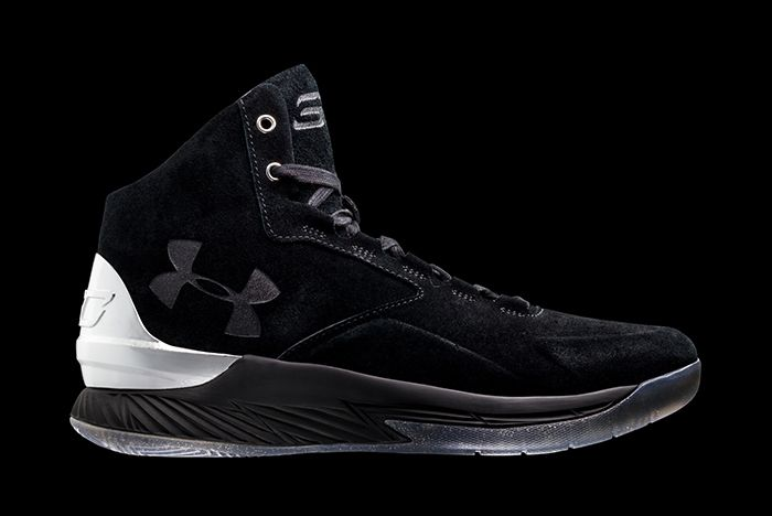Under Armour Curry Luxe Suede Pack10