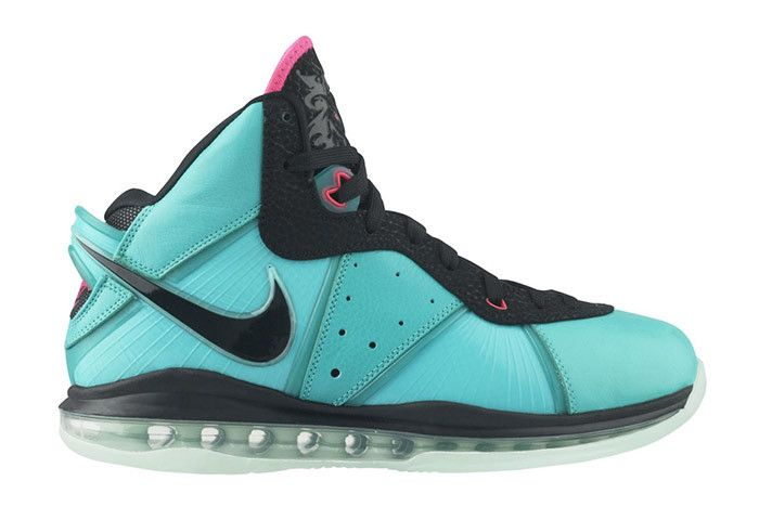Nike Lebron 8 South Beach 1