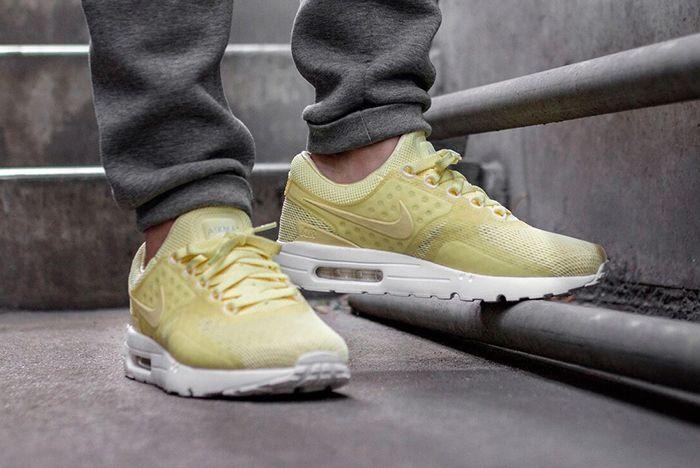 Nike Air Max Zero Lemon Chiffon 2