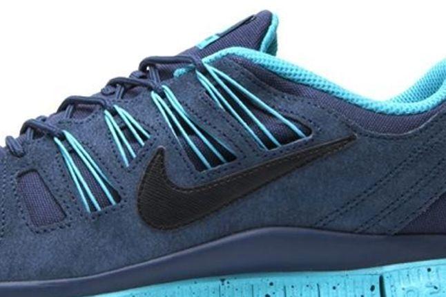 Nike Free 5 0 Ext Blue Swoosh 1