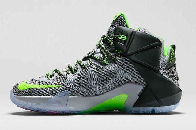Nike Lebron 12 Dunk Force 4