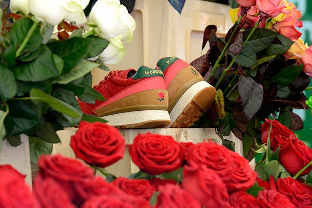 Limited Editions Lecoq Sportif Sneaker