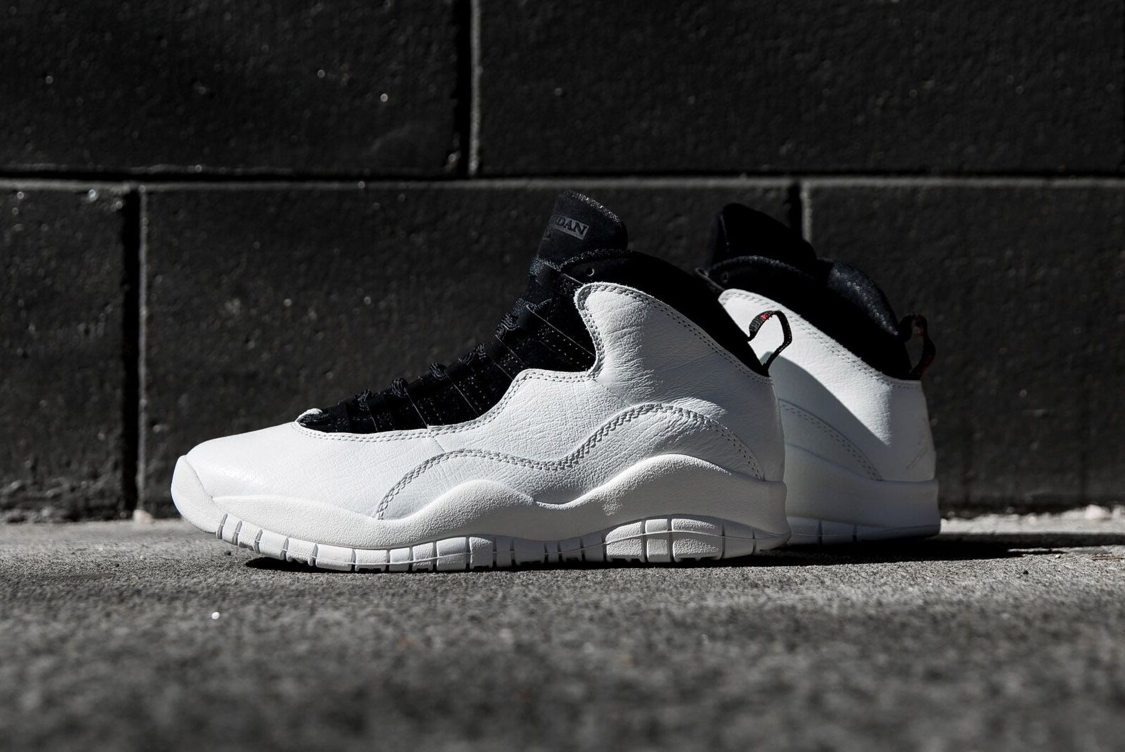 Jordan 10 Retro Summit White 1 Preview Sneaker Freaker