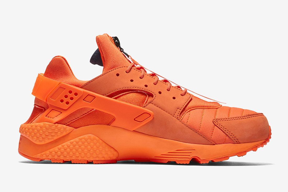Nike Air Huarache Orange Blaze 6