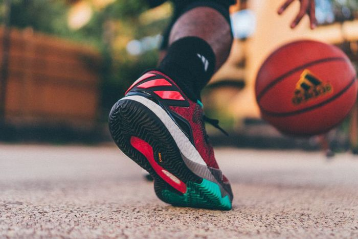 Adidas Crazylight Ghost Pepper6