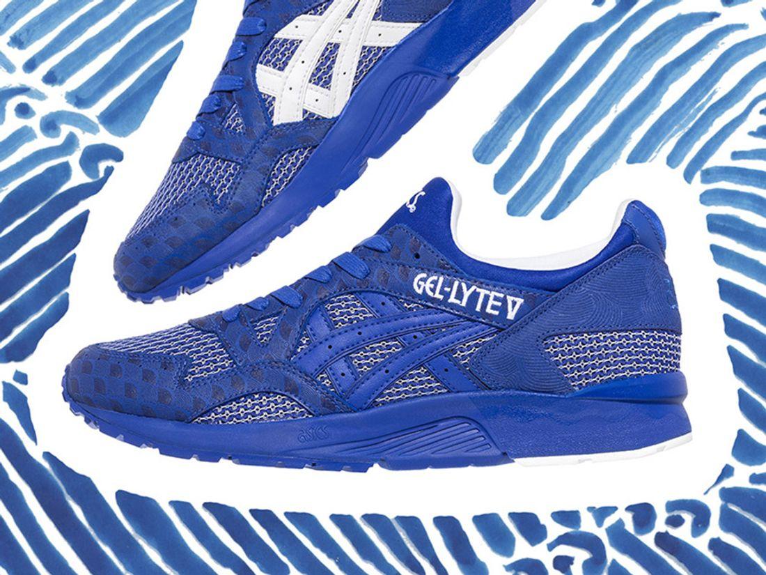 compensación Fahrenheit absceso  Colette X ASICS GEL-Lyte V Yakuta Pack - Sneaker Freaker