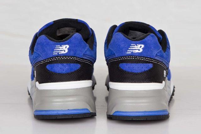 New Balance 999 Elite Bold Blue 4