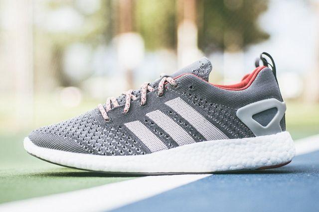 Adidas Primeknit Pureboost Grey 8
