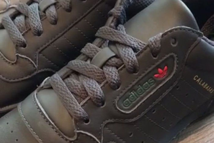 Yeezy Powerphase Feature
