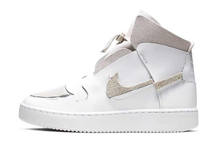 Nike Vandalized Lx White Platinum Tint Bq3611 100 Release Date Lateral