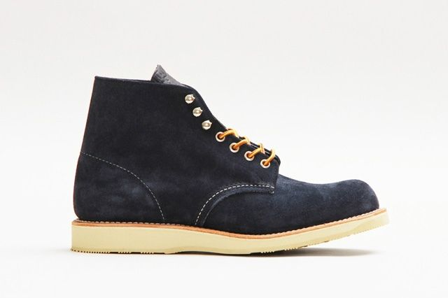 Red Wing Shoes Concepts Plain Toe 10