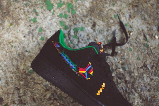 Nike Af1 Low Urbane Jungle Gym Bump 4