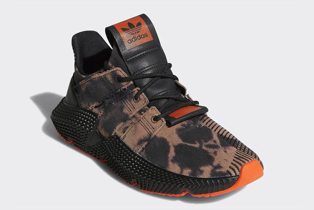 Adidas Prophere Black Denim 5