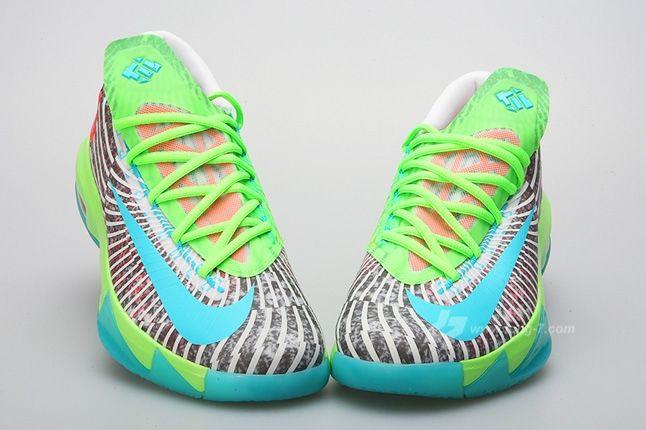Nike Kd Vi Supreme Dc Heat Pack Toe Profile 1