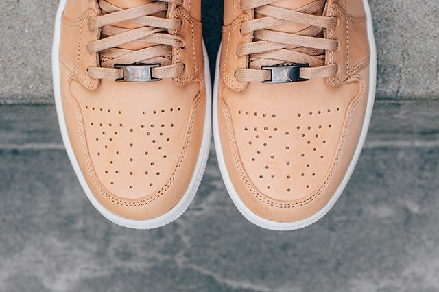 Air Jordan 1 High Pinnacle Vachetta Tan5