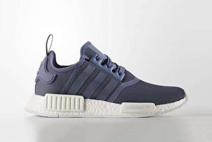 New Adidas Nmd R1 Colourways Blue