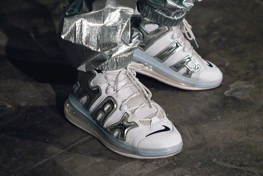 London Fashion Week Mens On Foot Sneaker Freaker Pics16