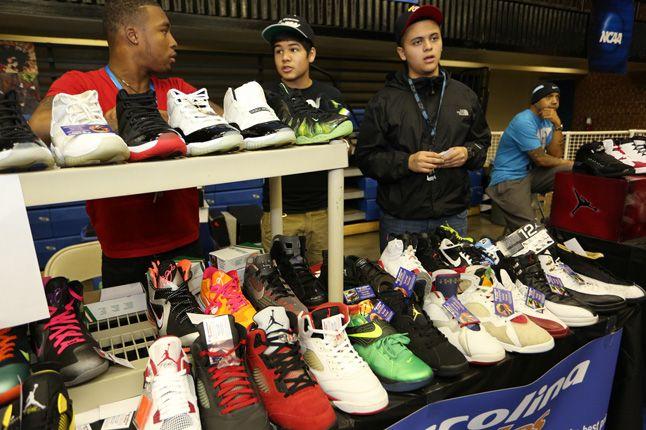 Sneaker Con Charlotte Erry Day 1