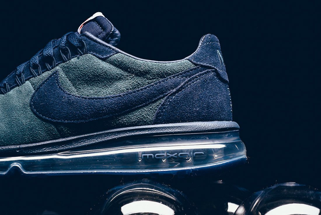 Nike Ld Zero Suede Navy Blue 6