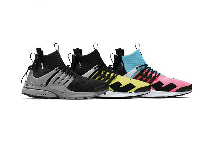 Acronym Nike Air Presto Mid September 2018 1