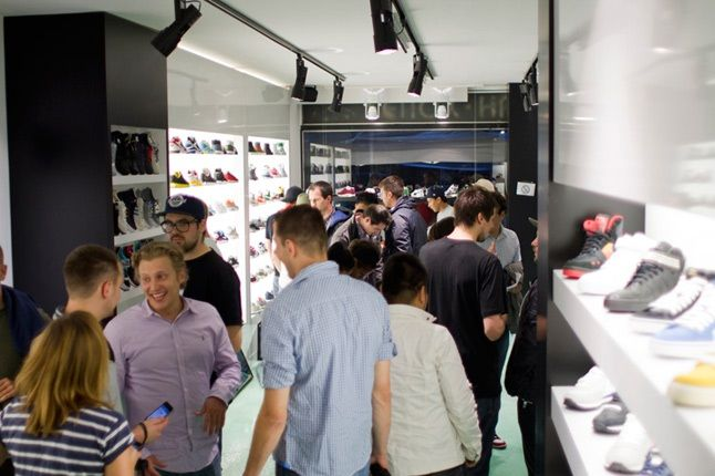 Afew Store Re Opening Party 11 1