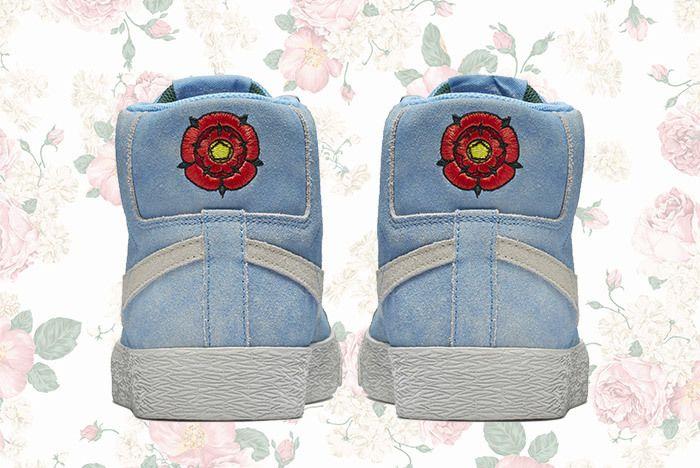 Nike Sb Zoom Blazer Flower 6