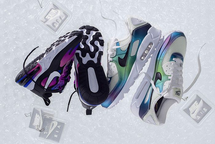 Nike Air Max Bubble Pack Air Max 90 Air Max 270 Top Shot