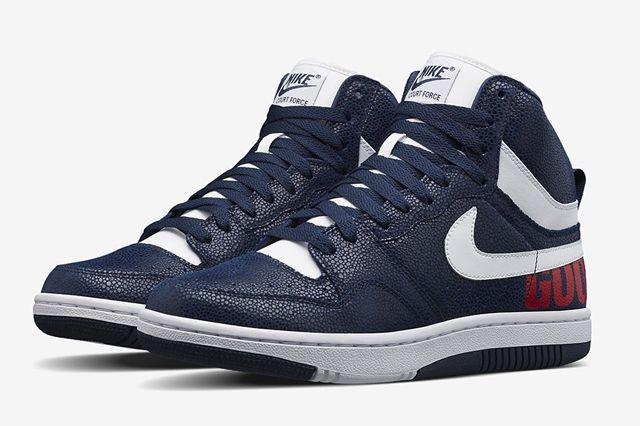 Nike Lab Court Force X Fragment Good Enough 4