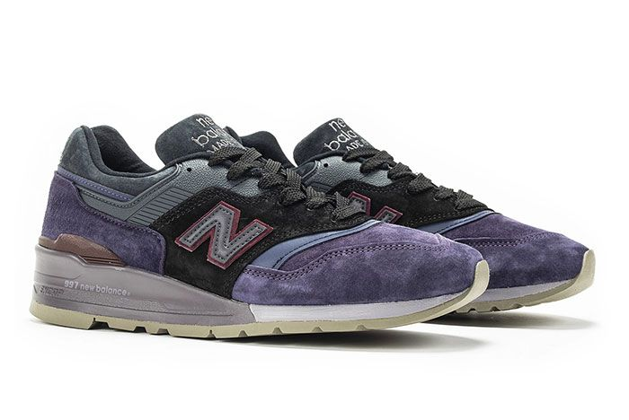 New Balance 997 Nak Front Angle